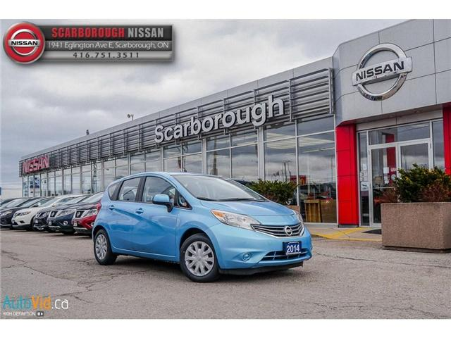 2014 Nissan Versa Note 1.6 SV (Stk: K19022A) in Scarborough - Image 2 of 24