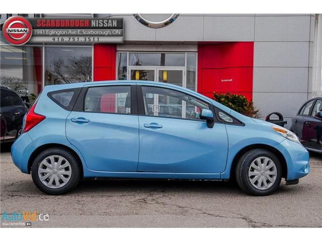 2014 Nissan Versa Note 1.6 SV (Stk: K19022A) in Scarborough - Image 3 of 24