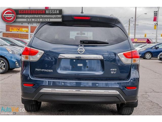 2013 Nissan Pathfinder  (Stk: 519020A) in Scarborough - Image 3 of 26