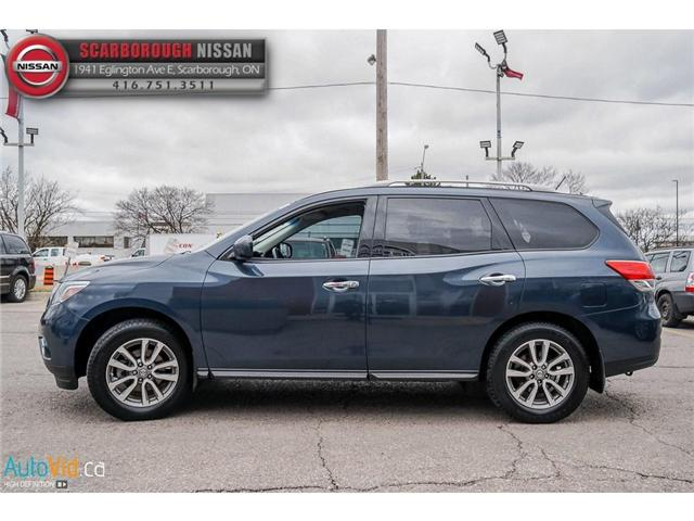 2013 Nissan Pathfinder  (Stk: 519020A) in Scarborough - Image 6 of 26