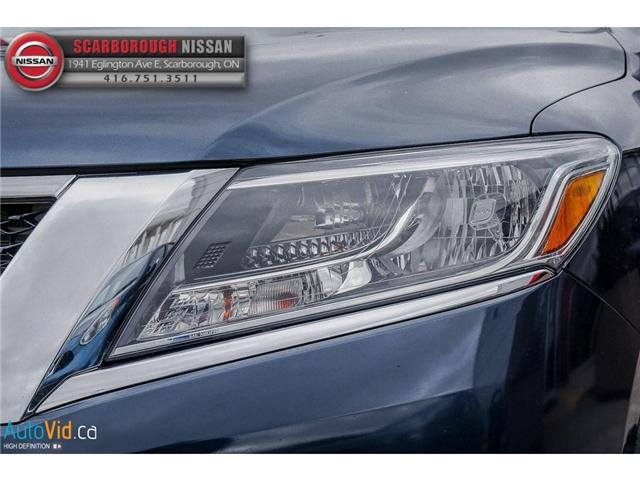 2013 Nissan Pathfinder  (Stk: 519020A) in Scarborough - Image 8 of 26