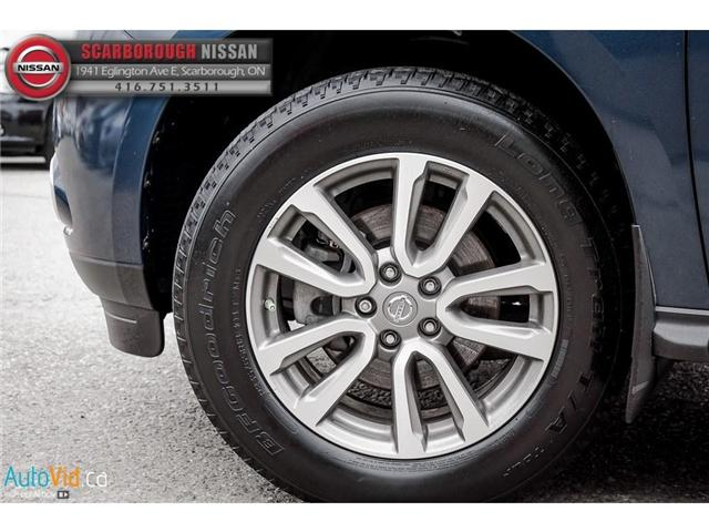 2013 Nissan Pathfinder  (Stk: 519020A) in Scarborough - Image 10 of 26