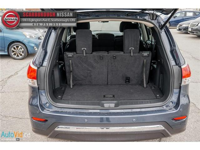 2013 Nissan Pathfinder  (Stk: 519020A) in Scarborough - Image 12 of 26