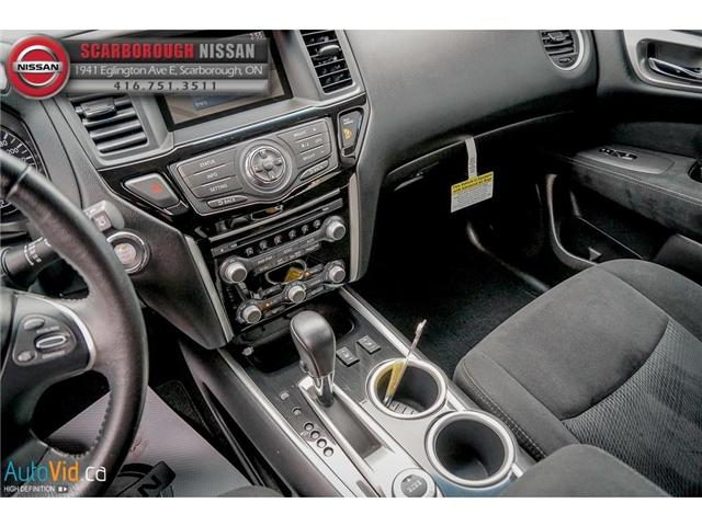 2013 Nissan Pathfinder  (Stk: 519020A) in Scarborough - Image 24 of 26