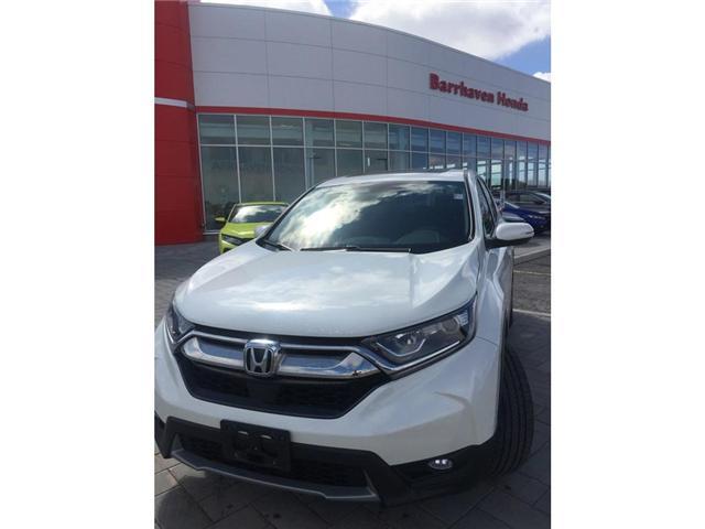 2017 Honda CR-V EX (Stk: b0286) in Ottawa - Image 1 of 8