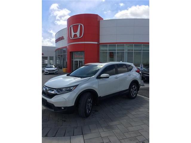 2017 Honda CR-V EX (Stk: b0286) in Ottawa - Image 2 of 8