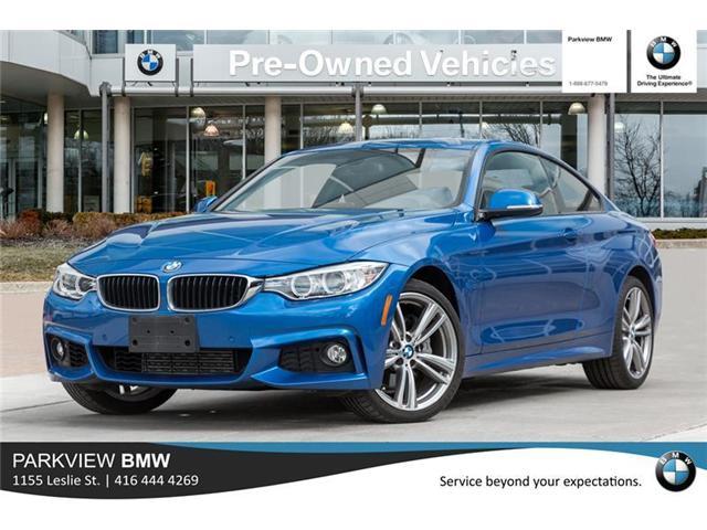 2016 BMW 435i xDrive (Stk: PP8470) in Toronto - Image 1 of 21