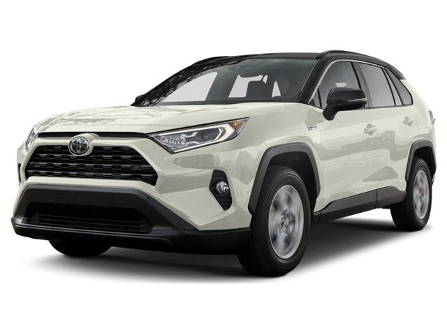 2019 Toyota RAV4 Hybrid XLE (Stk: D191340) in Mississauga - Image 1 of 2