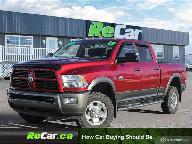 2012 RAM 2500 SLT (Stk: 190252a) in Fredericton - Image 1 of 25