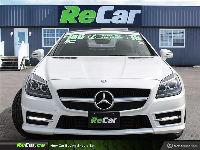 2015 Mercedes-Benz SLK-Class Base (Stk: 190158A) in Fredericton - Image 2 of 22
