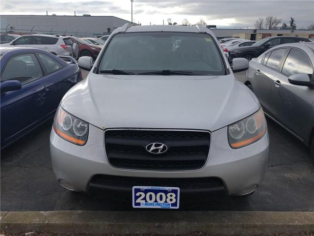 2008 Hyundai Santa Fe GL 5-Pass (Stk: 192283A) in Burlington - Image 2 of 5