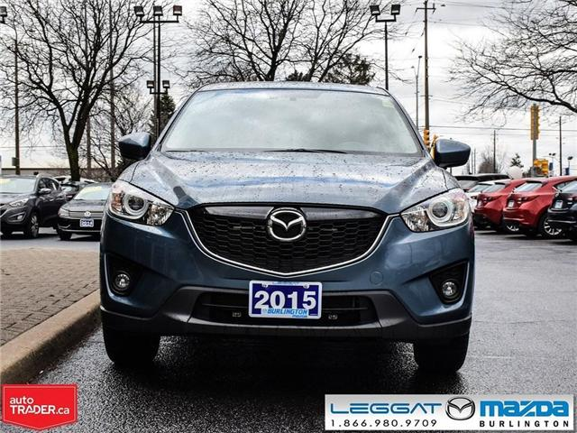 2015 Mazda CX-5 GS- BLUETOOTH, MOONROOF, REAR CAMERA, AWD (Stk: 199550A) in Burlington - Image 2 of 22