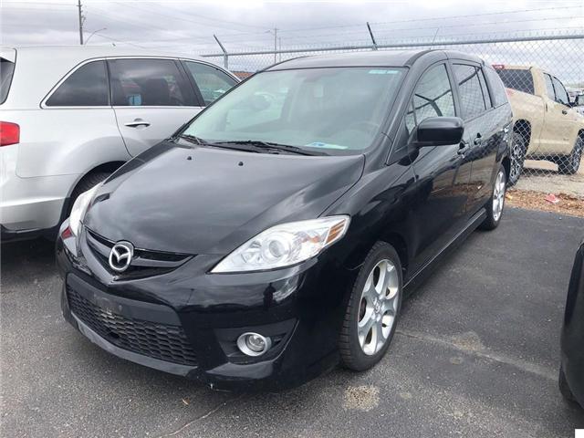 2010 Mazda Mazda5 GT (Stk: 1848) in Burlington - Image 1 of 3
