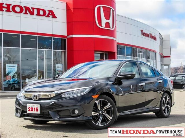2016 Honda Civic Touring (Stk: 3272) in Milton - Image 1 of 29