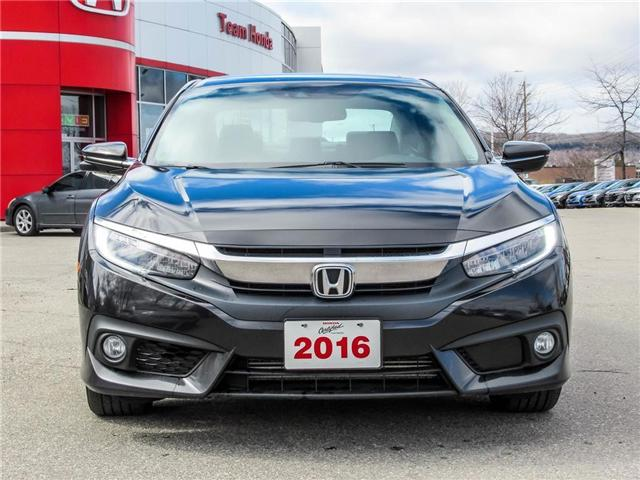 2016 Honda Civic Touring (Stk: 3272) in Milton - Image 2 of 29