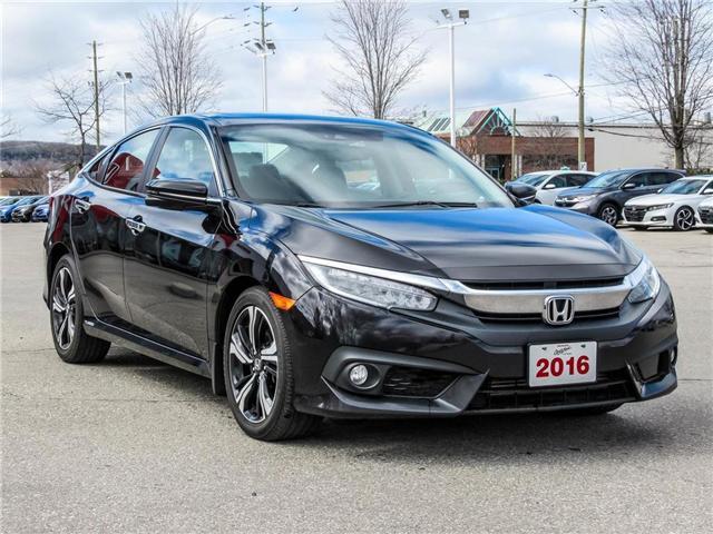 2016 Honda Civic Touring (Stk: 3272) in Milton - Image 3 of 29