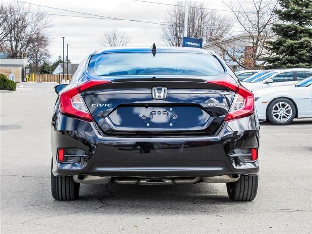 2016 Honda Civic Touring (Stk: 3272) in Milton - Image 6 of 29
