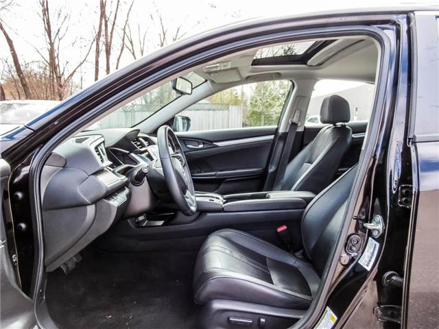 2016 Honda Civic Touring (Stk: 3272) in Milton - Image 11 of 29