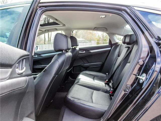2016 Honda Civic Touring (Stk: 3272) in Milton - Image 12 of 29