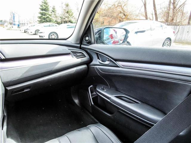 2016 Honda Civic Touring (Stk: 3272) in Milton - Image 16 of 29