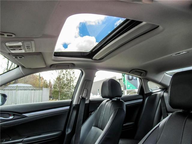 2016 Honda Civic Touring (Stk: 3272) in Milton - Image 22 of 29