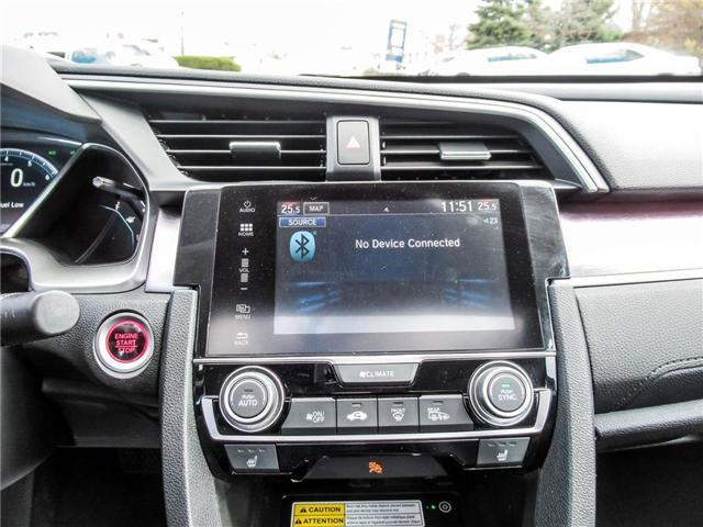 2016 Honda Civic Touring (Stk: 3272) in Milton - Image 24 of 29
