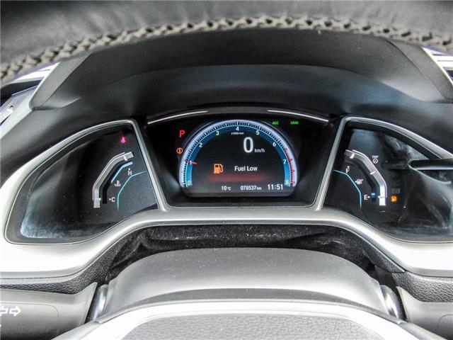 2016 Honda Civic Touring (Stk: 3272) in Milton - Image 26 of 29