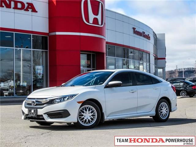 2016 Honda Civic EX (Stk: 19327A) in Milton - Image 1 of 23