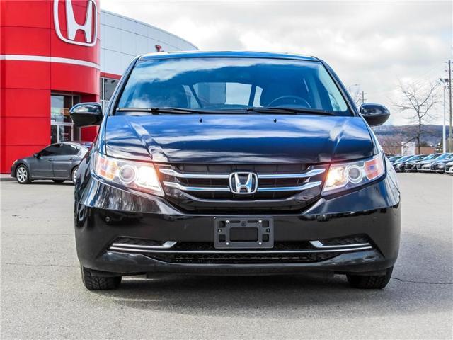 2015 Honda Odyssey EX-L (Stk: 3291) in Milton - Image 2 of 27