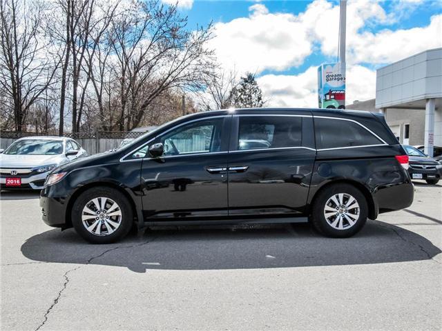 2015 Honda Odyssey EX-L (Stk: 3291) in Milton - Image 8 of 27