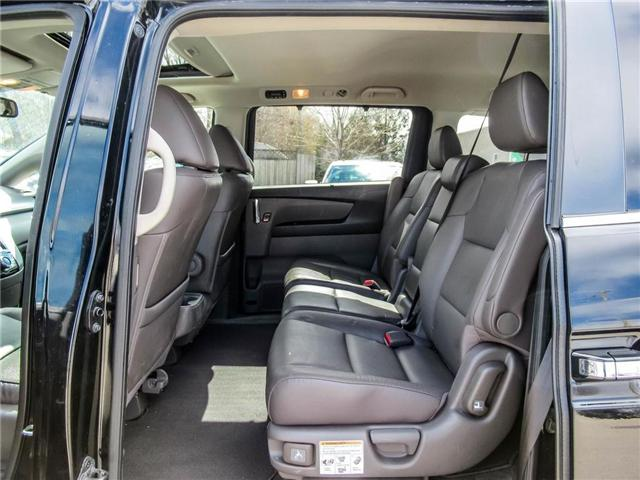 2015 Honda Odyssey EX-L (Stk: 3291) in Milton - Image 12 of 27