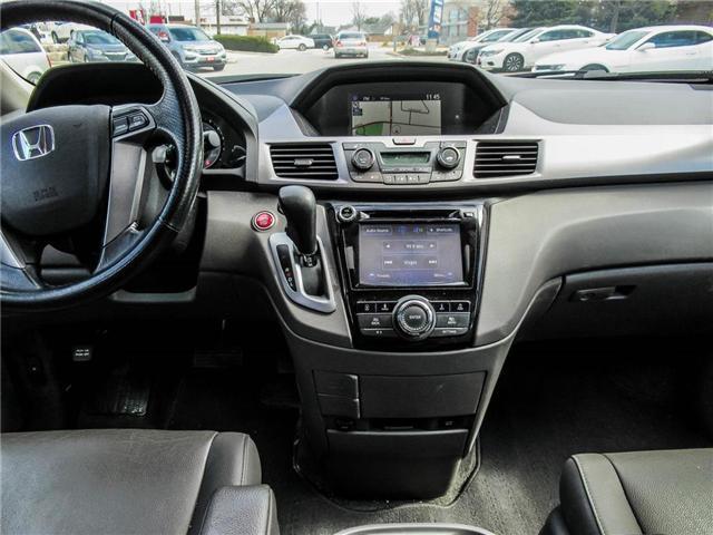 2015 Honda Odyssey EX-L (Stk: 3291) in Milton - Image 15 of 27
