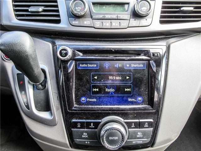 2015 Honda Odyssey EX-L (Stk: 3291) in Milton - Image 27 of 27