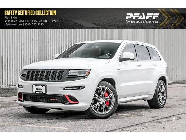 2014 Jeep Grand Cherokee SRT (Stk: U5364A) in Mississauga - Image 1 of 22