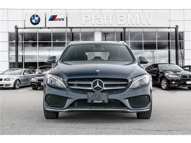 2018 Mercedes-Benz C-Class Base (Stk: U5384) in Mississauga - Image 2 of 22