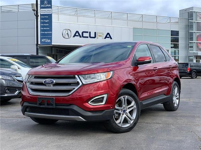 2015 Ford Edge Titanium (Stk: 3962) in Burlington - Image 1 of 30