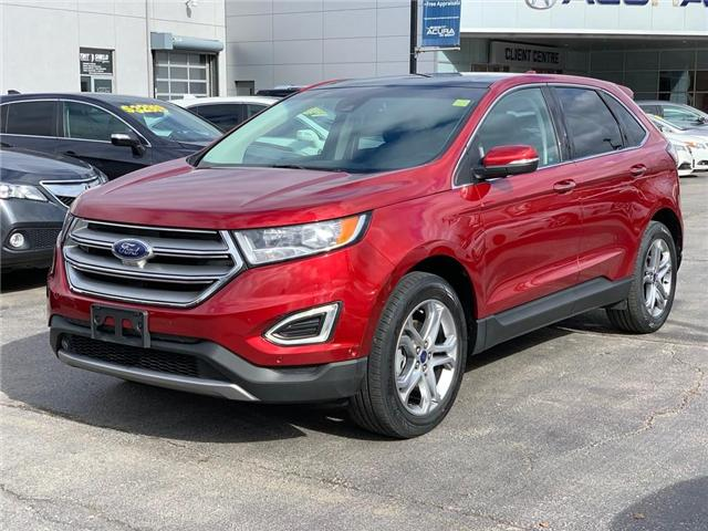2015 Ford Edge Titanium (Stk: 3962) in Burlington - Image 2 of 30