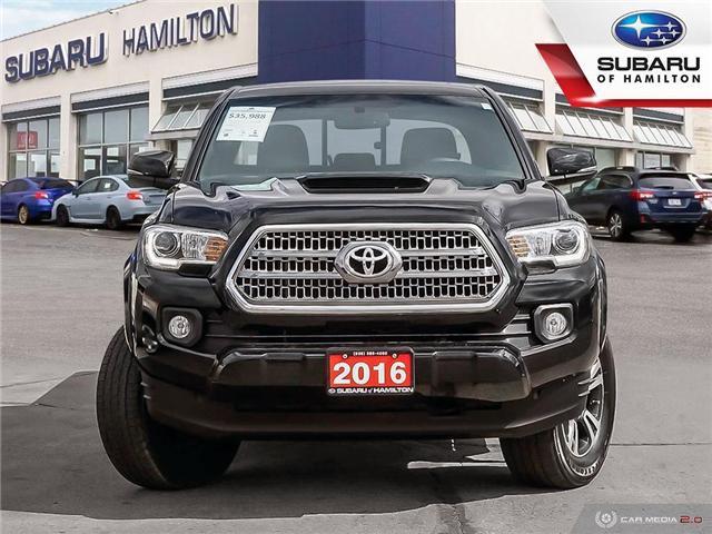 2016 Toyota Tacoma TRD Sport (Stk: U1423) in Hamilton - Image 2 of 25