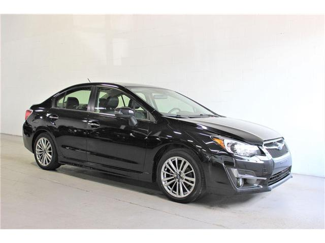 2015 Subaru Impreza 2.0i Limited Package (Stk: 003834) in Vaughan - Image 1 of 27