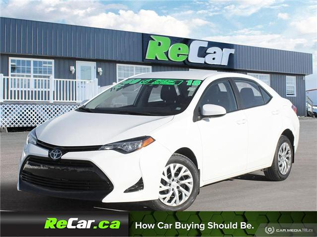 2018 Toyota Corolla LE (Stk: 190393A) in Saint John - Image 1 of 25
