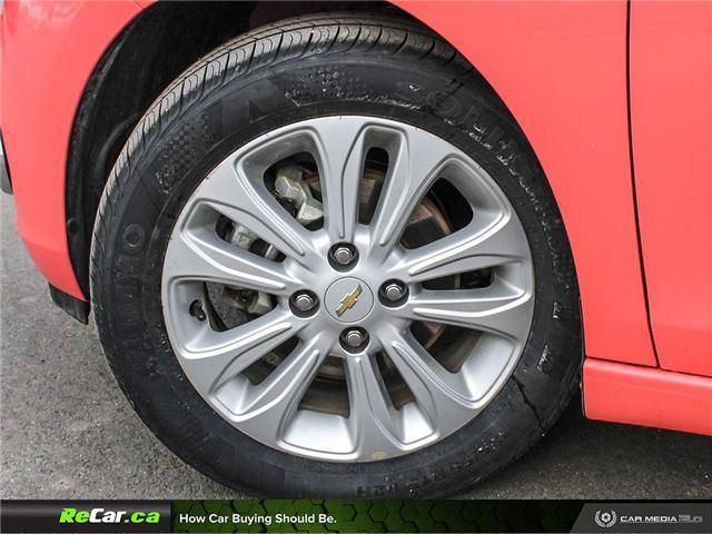 2018 Chevrolet Spark 1LT CVT (Stk: 190329A) in Saint John - Image 8 of 26