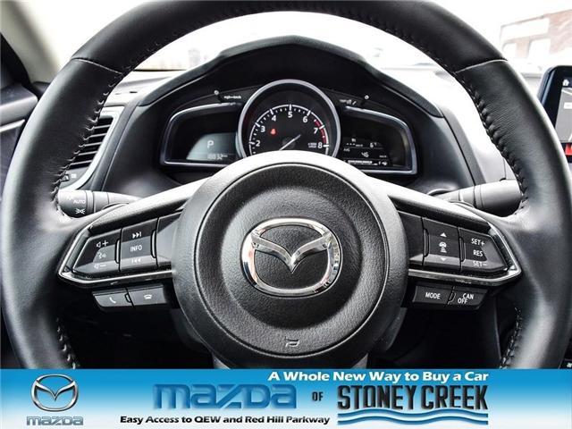 2018 Mazda Mazda3 GT (Stk: SR1096) in Hamilton - Image 19 of 21