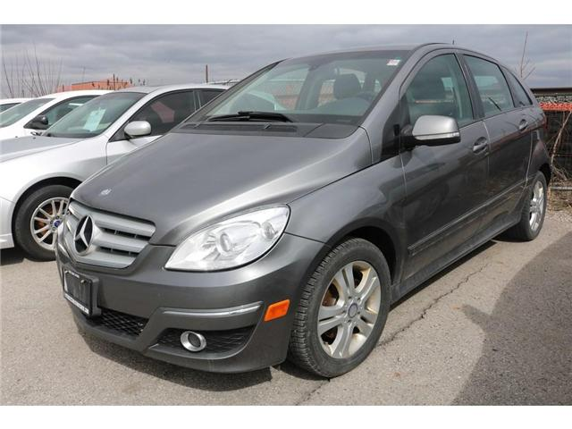 2009 Mercedes-Benz B-Class  (Stk: SN1107A) in Hamilton - Image 1 of 5