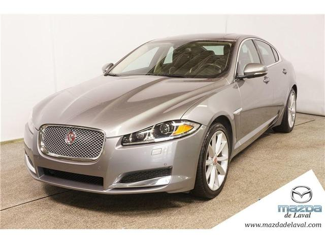 2015 Jaguar XF  (Stk: 52568A) in Laval - Image 1 of 21