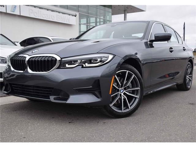 2019 BMW 330i xDrive (Stk: 9J84280) in Brampton - Image 1 of 12