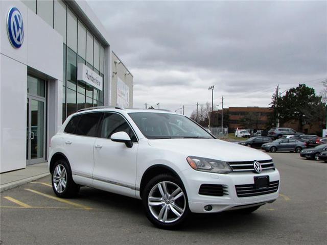2012 Volkswagen Touareg 3.0 TDI Execline (Stk: 9054P) in Toronto - Image 1 of 21