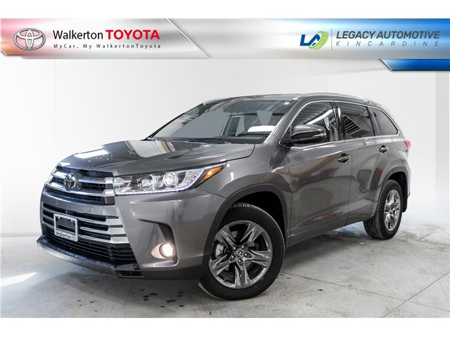 2018 Toyota Highlander Limited (Stk: 18485) in Walkerton - Image 1 of 24