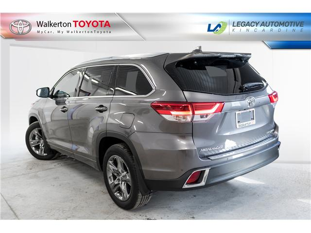 2018 Toyota Highlander Limited (Stk: 18485) in Walkerton - Image 4 of 24