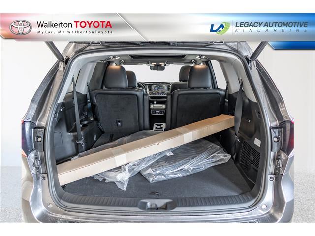 2018 Toyota Highlander Limited (Stk: 18485) in Walkerton - Image 6 of 24