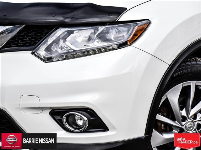 2015 Nissan Rogue SL (Stk: 19007A) in Barrie - Image 2 of 29
